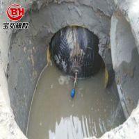 橡胶气囊充气芯膜 橡胶充气气囊 橡胶充气芯膜 市政管道封堵器