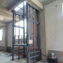 厂家直销1.5吨导轨式升降货梯 安装简单,操作方便
