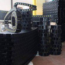 雕刻机专用拖链 35mm系列拖链 增强型尼龙拖链 坦克链 链条 兴吉
