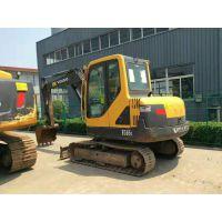 厂家直销沃尔沃55二手挖掘机-上海驰工二手挖掘机市场