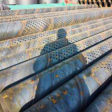 桥式花管技术标准滤水管 花管273mm*4
