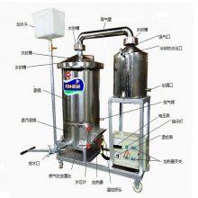 供应烧酒设备 东北蒸馏白酒设备