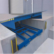 大同固定式登车桥先选航天牌 集装箱升降货台 液压装卸平台 理想货物输送工具