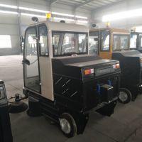 出售电动扫地车 小型驾驶式路面清洗清扫车排量多种供选l