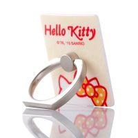 中秋新品定制可爱小礼品创意懒人指环支架360旋转金属戒指扣支架