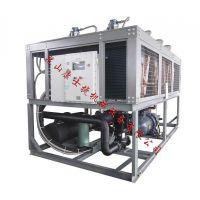 电子行业用带热回收螺杆防爆制冷机组