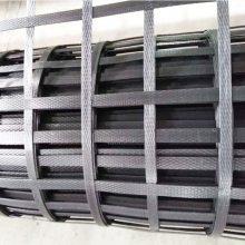 钢塑复合格栅 双向土工格栅厂家 山东高强钢塑格栅价格