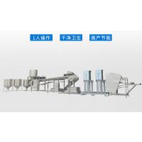 大型豆腐皮机生产线,6米自动折叠豆腐皮机价格,1人即可操作,经典热销款