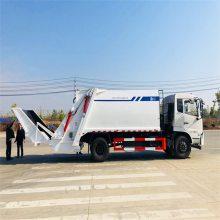 中联配套压缩垃圾车 8方12方垃圾车厂家直销 东风全系列垃圾车