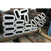 供应大口径厚壁平口椭圆钢管@20#、45#椭圆钢管生产厂家