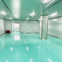 厦门无尘净化车间洁净室无菌车间厂房空气净化工程设计安装
