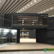 北碚集装箱商铺厂家优质服务 致电重庆伟雅钢结构有限公司