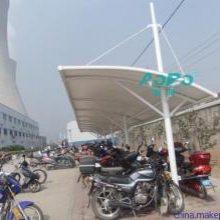 吴江膜结构-创锦帆装饰-膜结构自行车车棚公司