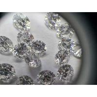 HTHP培育钻石生产商家,直供成品裸钻、彩钻、钻石原石