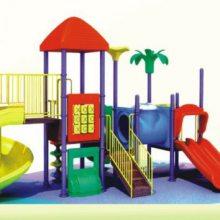 浚县儿童塑料滑梯-东方玩具厂-儿童塑料滑梯代理