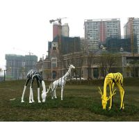 园林小品玻璃钢雕塑供应