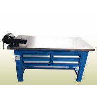 常州重型钢板工作台,铸铁飞模台利欣工厂批发