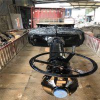 Z541T-10Q DN100水泵厂专用球墨铸铁手动齿轮式闸阀井底阀