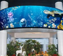 led显示屏公司-山东新视野-东平led显示屏
