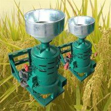 莆田稻米专用脱皮机 碾米机可磨小麦面粉