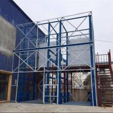 景德镇工厂安装导轨式升降货梯多少钱? 可提供维修原厂配件 油缸