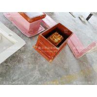 迁坟骨灰盒棺材棺椁按尺寸订做硅胶模具 哪里可以订做树脂仿玉水泥石膏的骨灰盒模具重庆厂家直销棺椁模具