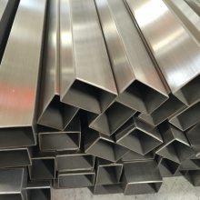 25x75x0.89佛山不锈钢方管供应商316l不锈钢方矩形管电力设备用管