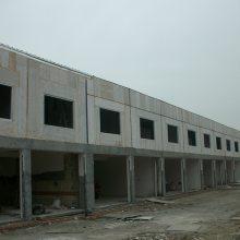 新型复合隔墙板 厂家直销防火隔音轻质水泥墙板 建筑隔断板包安装