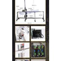首汇 工业高速墙体彩绘机3D墙面喷绘机室内背景墙UV打印机户外墙绘画机