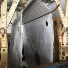 生活污水厂污泥脱水机滤布 压滤机滤布