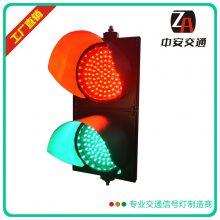 深圳修路单通道交通信号灯交通红绿灯厂家