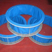 伸缩式帆布软连接 耐高温软连接 硅胶软连接价格低欢迎订购