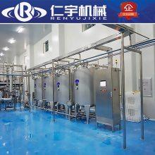 生产果蔬酵素生产线 水果饮料生产线 火龙果液体灌装机械
