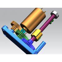 手机升降模组设计_定制输出扭矩和移动速度