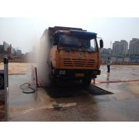 湖南长沙工地洗车槽 车辆自动冲洗设备(洁尔森-119)