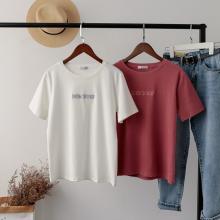 换季清货3-4元便宜T恤库存纯棉T恤大版女装上衣低价批发