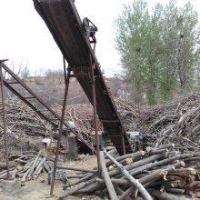 废板木板皮锯末粉碎机香菇料粉碎机大马力柴油机耕晖中碎机