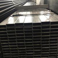 供应上海优质机械制造家具10*40冷拉光亮方管Q235B***黑退油拉方形钢管