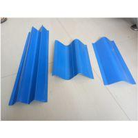 PVC多维多波挡水板 环保淋水装置 带钩型M波 品牌华庆