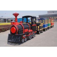 源头厂家 厂家直销 观光 无轨小火车 公园商场 托马斯 电瓶小火车游乐设备