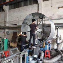 厂家直销DN1500螺旋风管 镀锌管道 工程设备 排风管 量大从优