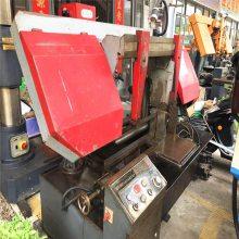供应GS32-40二手数控锯床金属多功能角度锯床 快速切割包装车调试