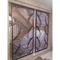 装饰不锈钢玄关,不锈钢屏风隔断