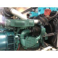 供应沃尔沃TWD1643GE柴油发电机500kw国三标准底座带油箱