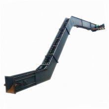 冶金行业用新型刮板输送机_耐高温水泥刮板输送机_链条式噪音低刮板输送机现货