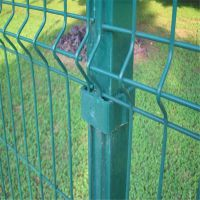 防护围栏网 钢丝围墙围栏网 山区围栏网