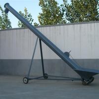 散料粉料斗式提升机加厚铁管颗粒料上料机报价