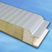 聚氨酯封边岩棉板夹芯板生产厂家
