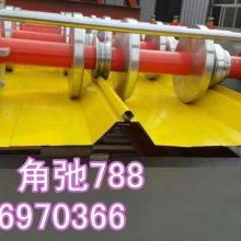 河北沧州前进机械高空角弛压瓦机 速度快质量好