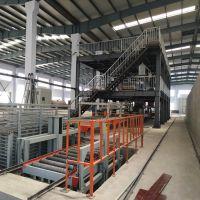 曲阜三元SYQB-4型轻质隔墙板设备特价供应,经济适用